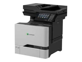 Lexmark CX725dhe Multifunction Color Laser Printer, 40C9501, 31428608, MultiFunction - Laser (color)
