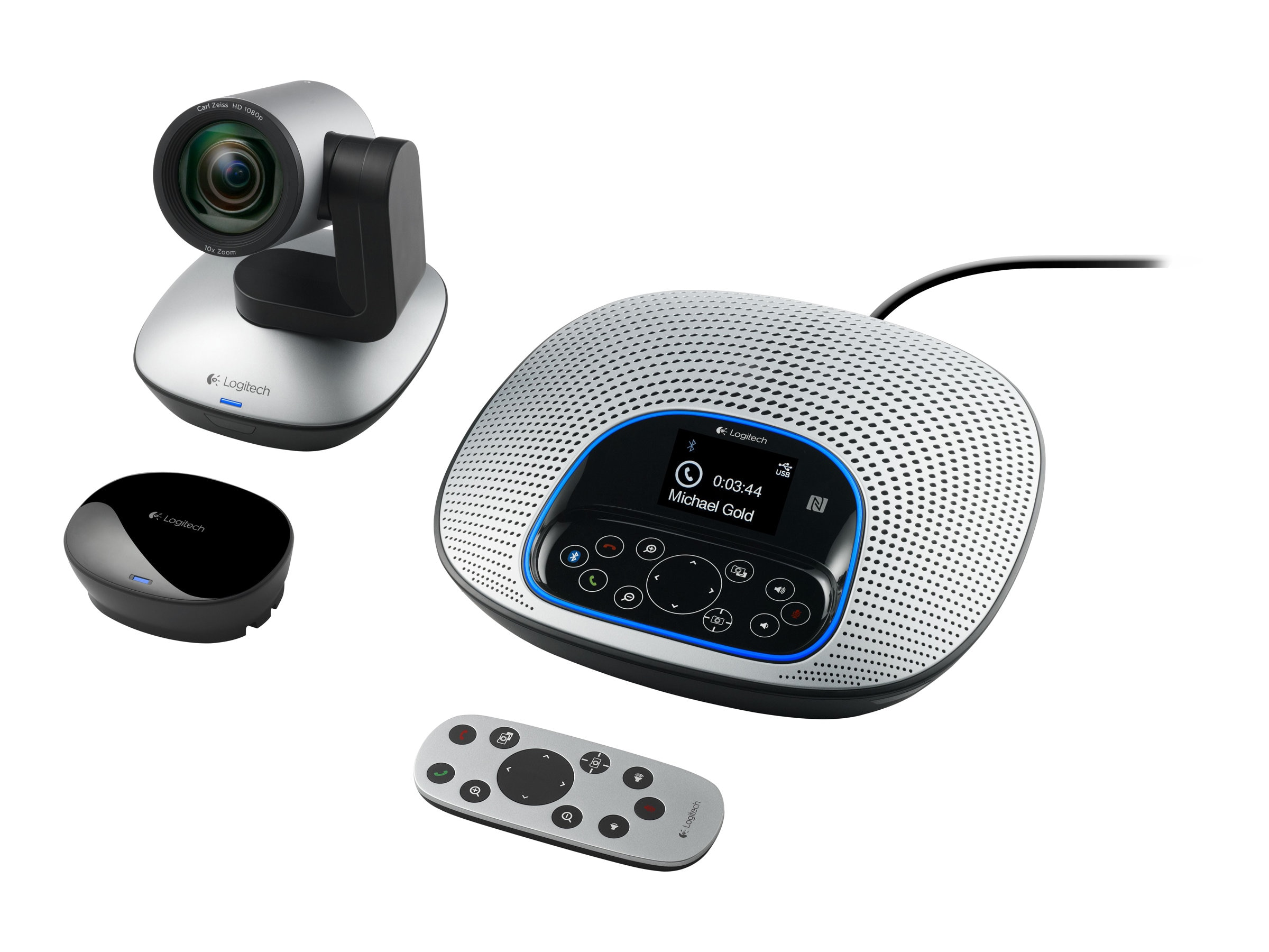 Logitech Conference Cam CC3000e, 960-000982, 16724871, Audio/Video Conference Hardware