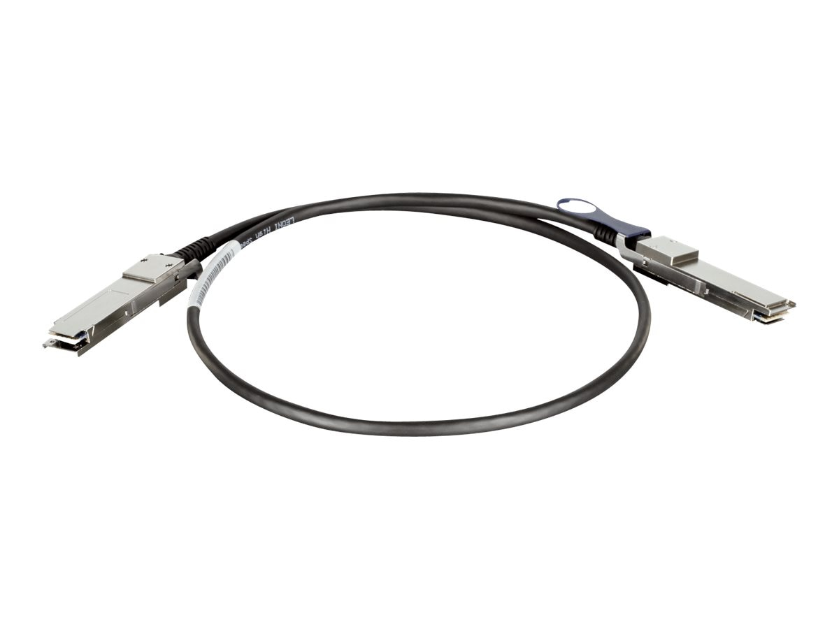 D-Link 40G Passive QSFP+ Twinaxial Direct Attach Cable, 3m