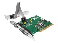 Siig Cyber 2S1P 950 PCI Adapter Card, JJ-P21012-S7, 12442703, Controller Cards & I/O Boards