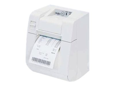 Fujitsu FP-1000 USB Serial Thermal Printer - White w  Built-In AC Adapter, KA02066-D120, 13433471, Printers - POS Receipt