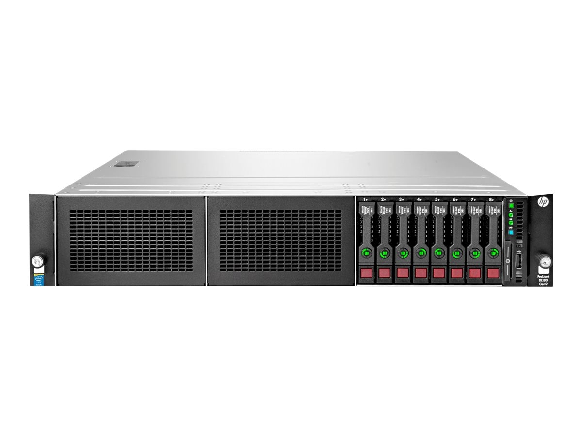 HPE ProLiant DL180 Gen9 Intel 2.1GHz Xeon