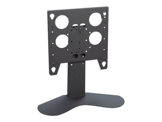 Chief Manufacturing Large Flat Panel Table Stand for 32-50, Black