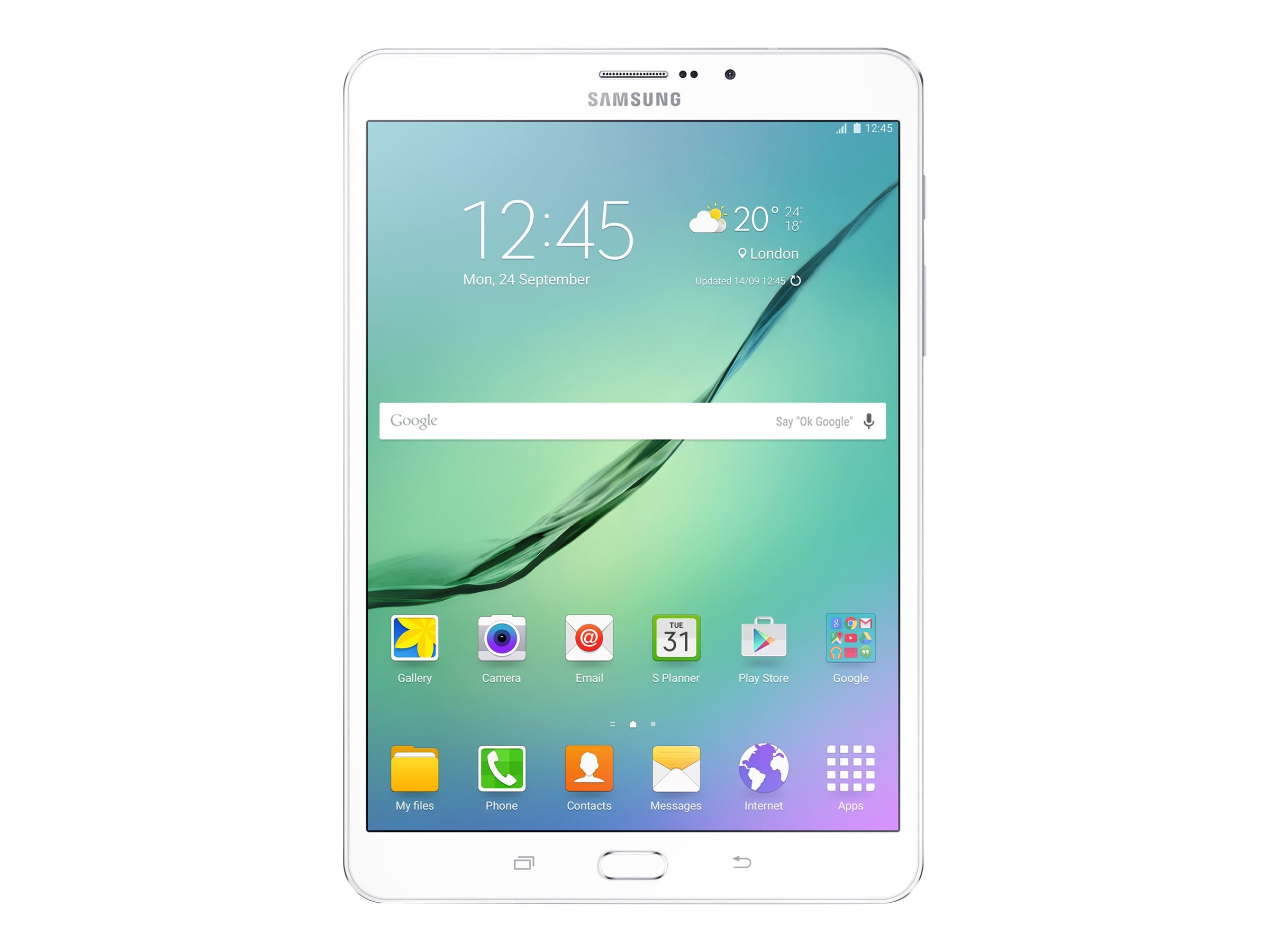 Samsung Galaxy Tab S2 32GB WiFi 8, White, SM-T710NZWEXAR, 27719120, Tablets