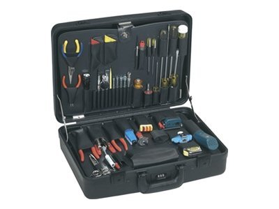 Jensen Tools Network Managers Kit in Cordura Case without Test Equipment, JTK-2100W, 5489837, Network Tools & Toolkits