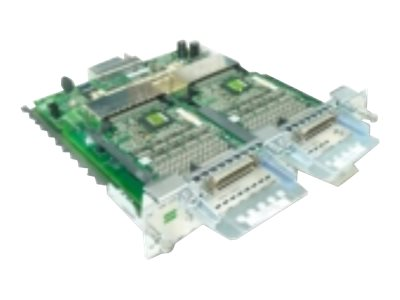 Refurb. Cisco 32-Port Asynchronous Serial Service Module for Cisco 2800 Series Integrated Services Router, SM-32A-RF