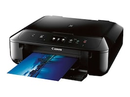 Canon PIXMA MG6820 Photo All-In-One Inkjet Printer - Black, 0519C002, 30567999, MultiFunction - Ink-Jet