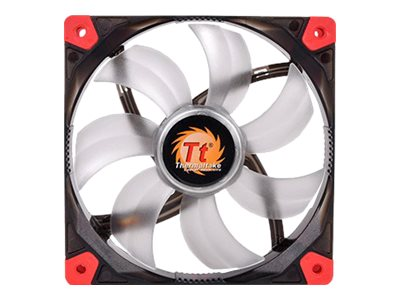Thermaltake Luna 12 LED Fan, White