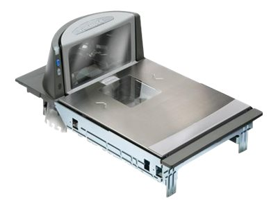 Datalogic Magellan 8300 Scanner Only, Long Platter, US Power Supply, RS-232 Interface Cable, 83100603-001110300, 15222271, Bar Code Scanners