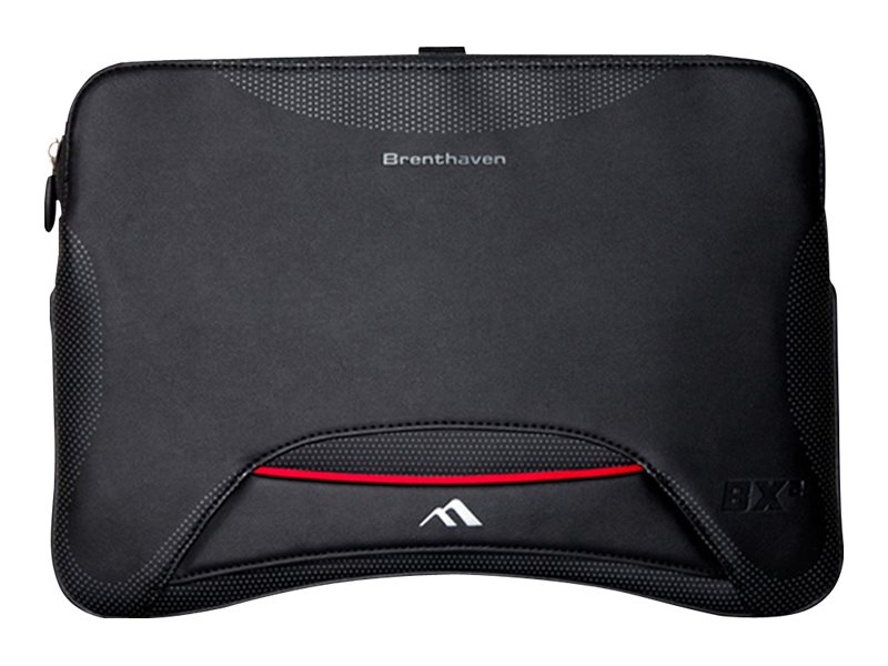 Brenthaven BX2 Sleeve for 11 Macbook Air, Black