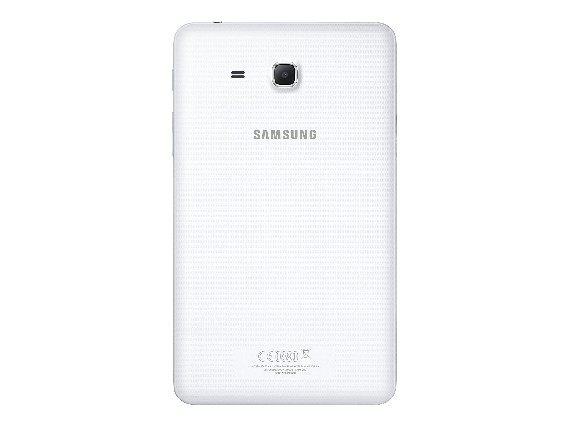 Samsung Galaxy Tab A with S-Pen, White, SM-P580NZWAXAR
