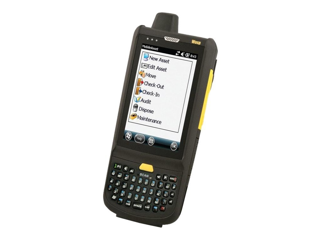 Wasp HC1 with Additional MobileAsset Mobile License
