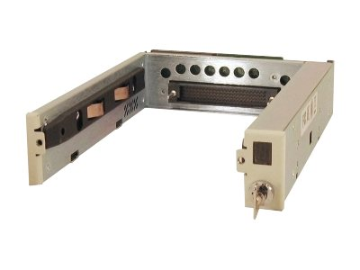 CRU Mounting Frame for DE200 U160 SCS 80-pin Removable Hard Drive Carrier - Beige, 6578-2000-0000, 14847317, Drive Mounting Hardware