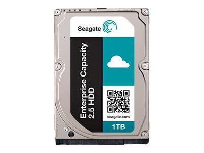 Seagate 1TB Enterprise Capacity SATA 6Gb s 512 Emulation 2.5 15mm Z-Height Nearline Hard Drive, ST1000NX0313, 18141012, Hard Drives - Internal