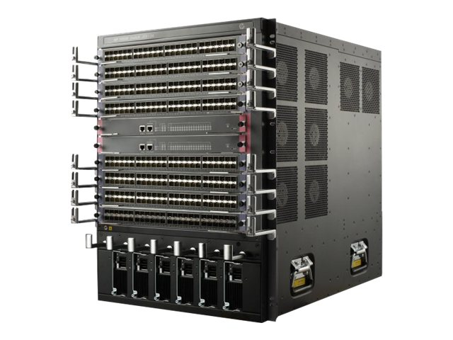 HPE 10508 Switch Chassis, JC612A