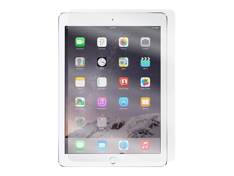 Incipio Plex Tempered Glass Screen Protector for iPad Air Air 2 (1-pack), CL-500-TG, 31204858, Protective & Dust Covers
