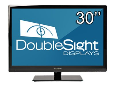 DoubleSight 30 DS-309W LCD Monitor, DS-309W, 15131100, Monitors - LCD