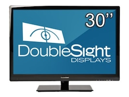 DoubleSight 30 DS-309W LCD Monitor, DS-309W, 15131100, Monitors