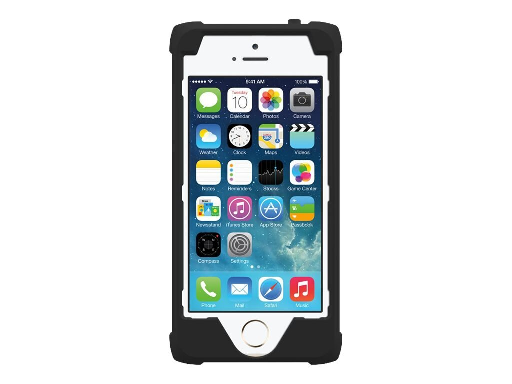 Trident Case Perseus AMS Case for Apple iPhone 5 5S, Black