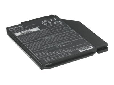 Panasonic Media Bay Battery for Toughbook CF-31, CF-VZSU1431U, 31642250, Batteries - Notebook
