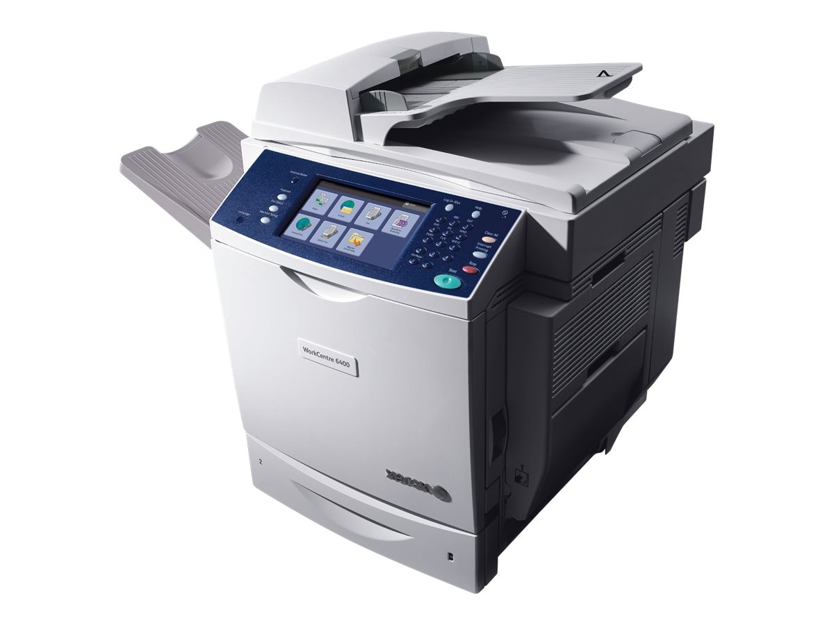 Xerox WorkCentre 6400 XM Multifunction Printer, 6400/XM, 9830481, MultiFunction - Laser (color)