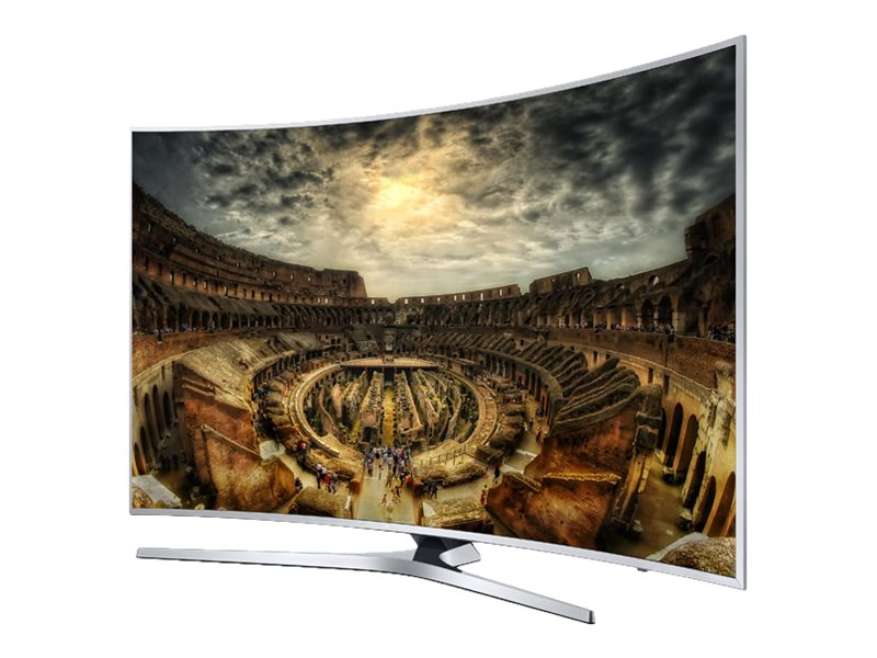 Samsung 65 HE890W 4K Ultra HD LED-LCD Hospitality TV, Silver