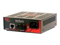 IMC McBasic TX FX-MM1300-ST 2KM 10 100TX to 100FX MM Media Converter, 855-10927, 7220989, Adapters & Port Converters