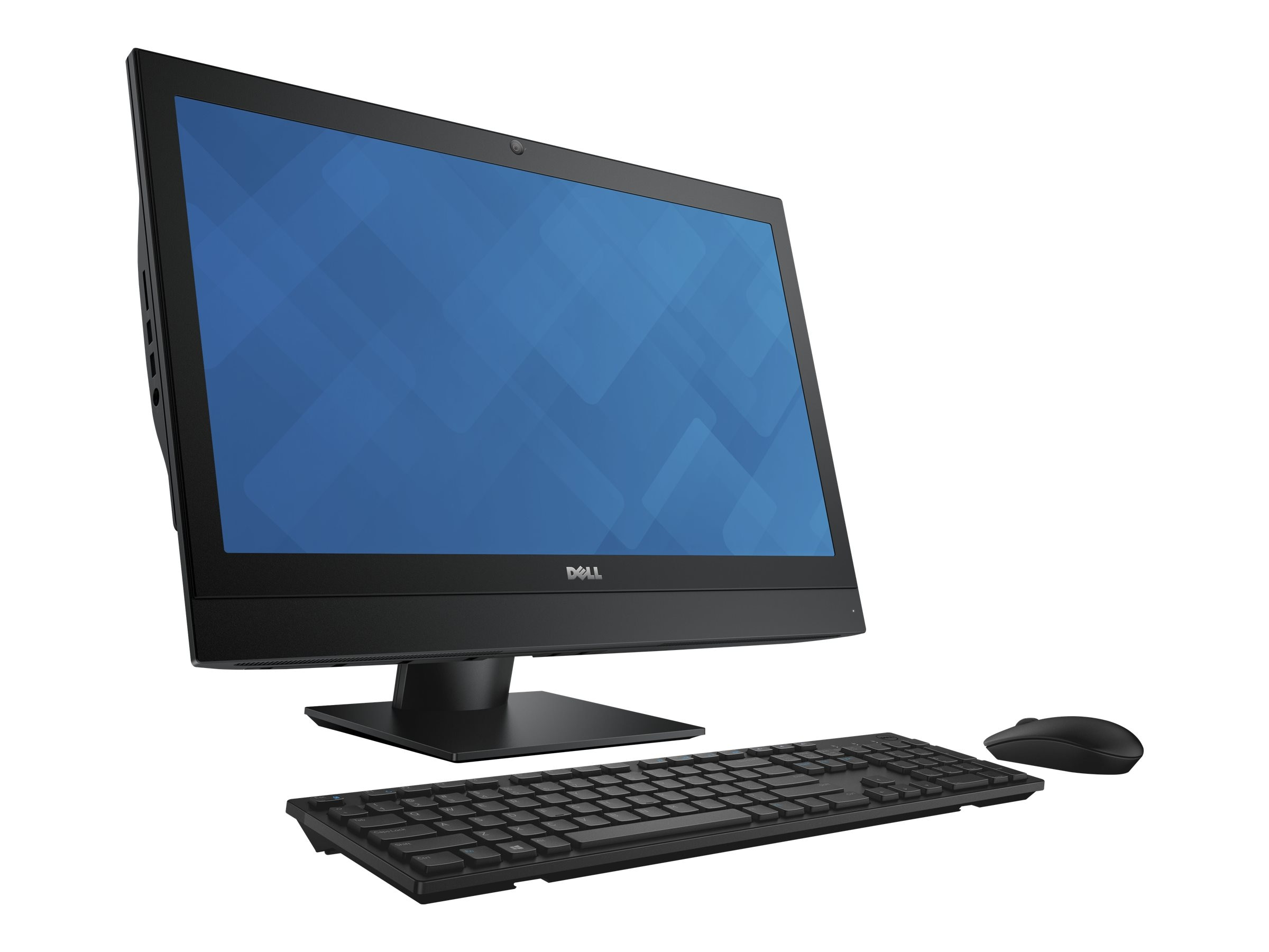 Dell OptiPlex 7440 AIO Core i7-6700 3.4GHz 8GB 256GB PCIe SSD DVD+RW GbE ac BT 23.8 FHD W10P64, HCVVP