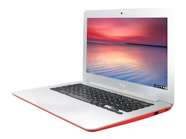 Asus C300SA Notebook PC Celeron N3060 4GB 16GB 13.3 HD Red, C300SA-DS02-RD, 32034002, Notebooks
