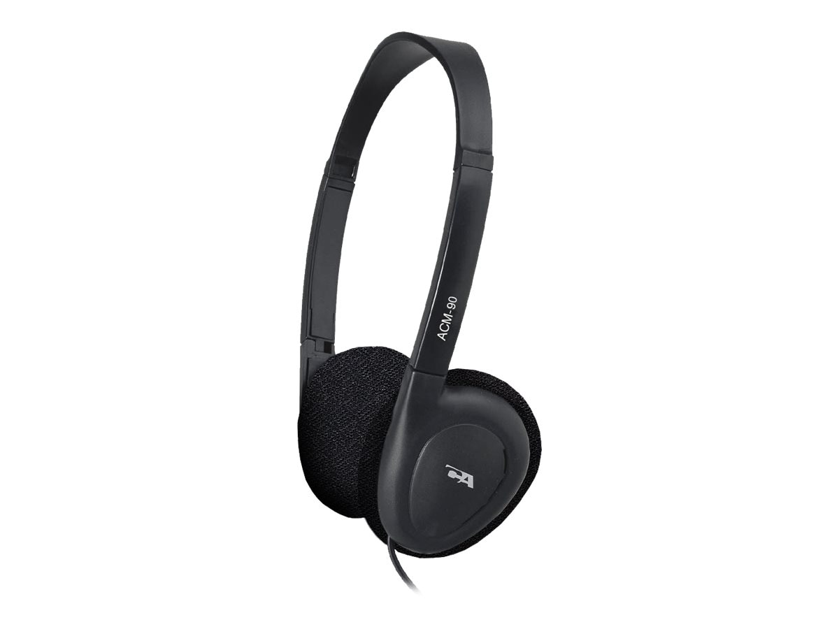 Cyber Acoustics PC Audio Stereo Headphones, ACM-90B