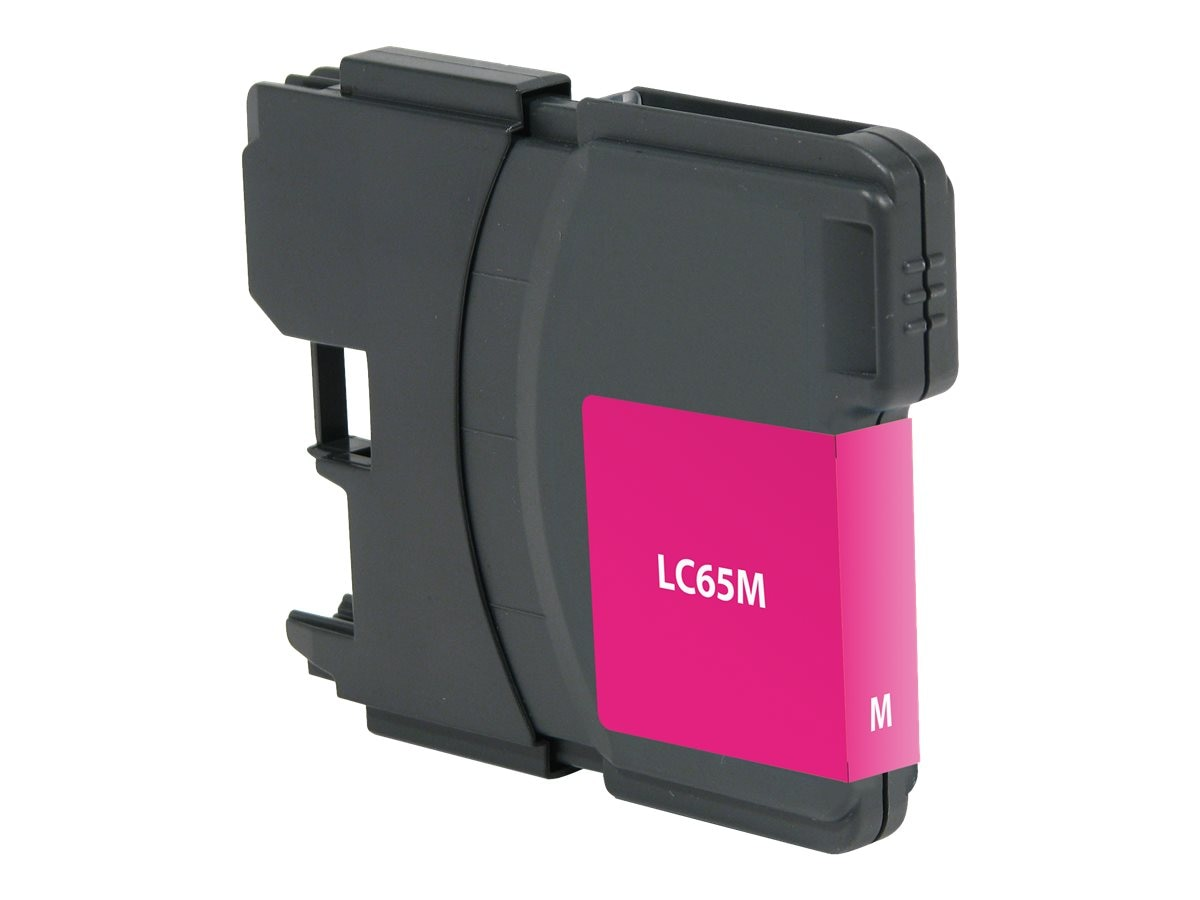 V7 LC61M Magenta Ink Cartridge for Brother MFC-6490CW, V7LC61M, 18447951, Ink Cartridges & Ink Refill Kits