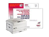 Oki OKI Premium Card Stock-110lb, 52205603, 322720, Paper, Labels & Other Print Media