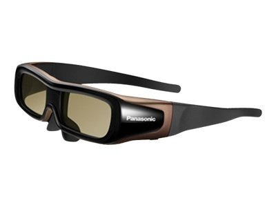 Panasonic 3D Active Shutter Glasses, TY-EW3D2LU, 13336005, Monitor & Display Accessories