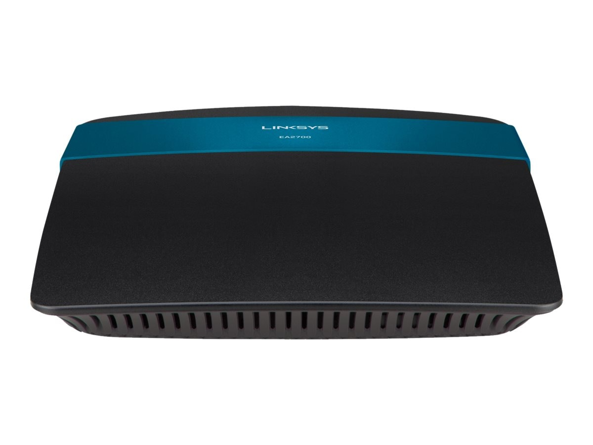 Linksys Dual-Band N600 Router with Gigabit, EA2700-NP, 16920004, Wireless Access Points & Bridges