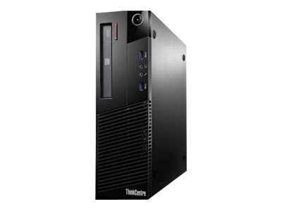 Lenovo ThinkCentre M83 : 3.2GHz Core i5 4GB RAM 500GB hard drive, 10AH0042US