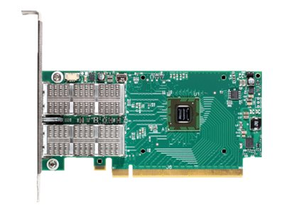 Mellanox Connect-IB Host Channel Adapter Single-Port QSFP, FDR 56GB S, PCIE3.0, MCB191A-FCAT, 15687415, Network Adapters & NICs