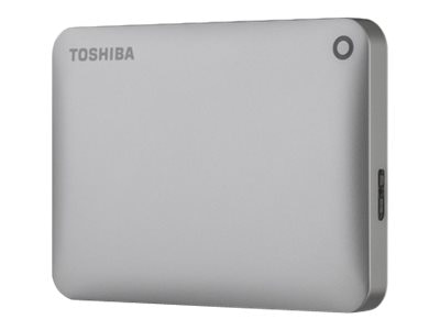 Toshiba 3TB Canvio Connect II Hard Drive - Satin Gold, HDTC830XC3C1, 18739760, Hard Drives - External