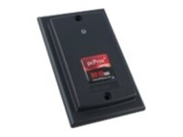 RF IDeas pcProx Enroll HID Prox Wallmount 5V Ext P S RS-232 Reader, Black, RDR-60W1AK8, 17704792, Magnetic Stripe/MICR Readers