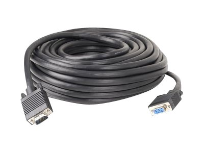 IOGEAR Ultra-Hi-Grade VGA Extension Cable, 50ft, G2LVGAE050, 257369, Cables