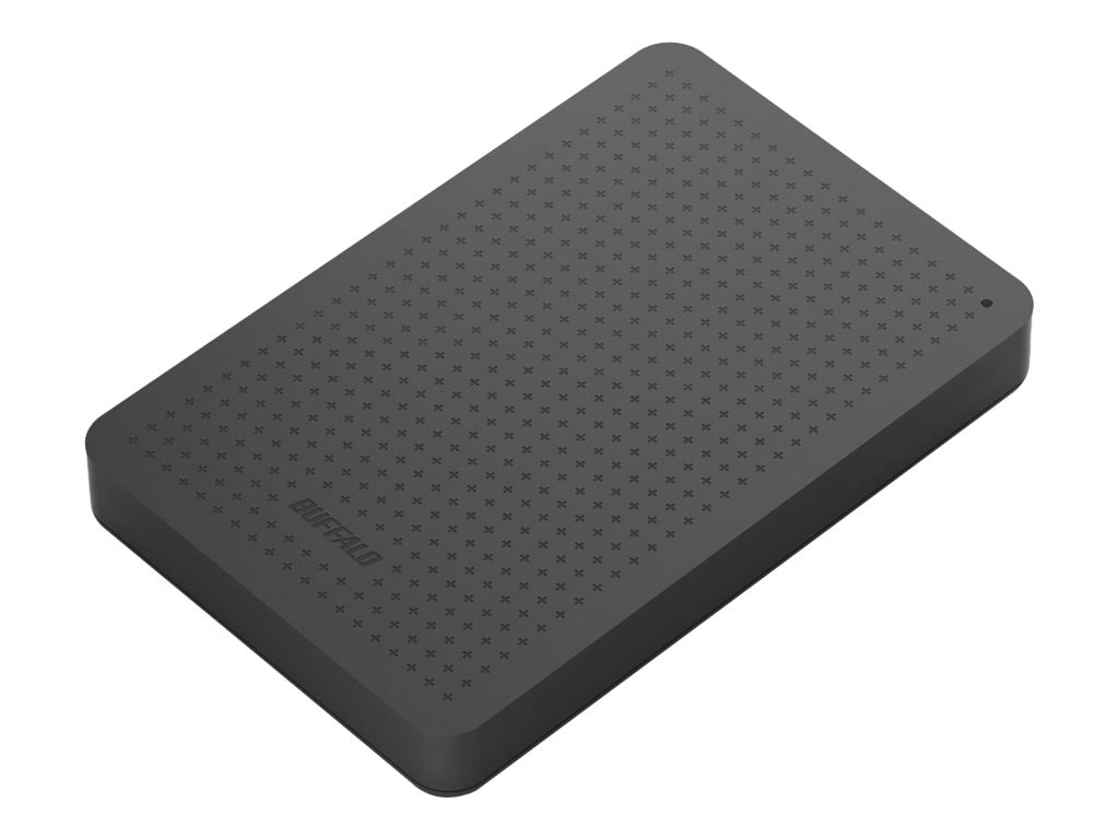 BUFFALO 1TB MiniStation USB 3.0 External Hard Drive, HD-PCF1.0U3BB