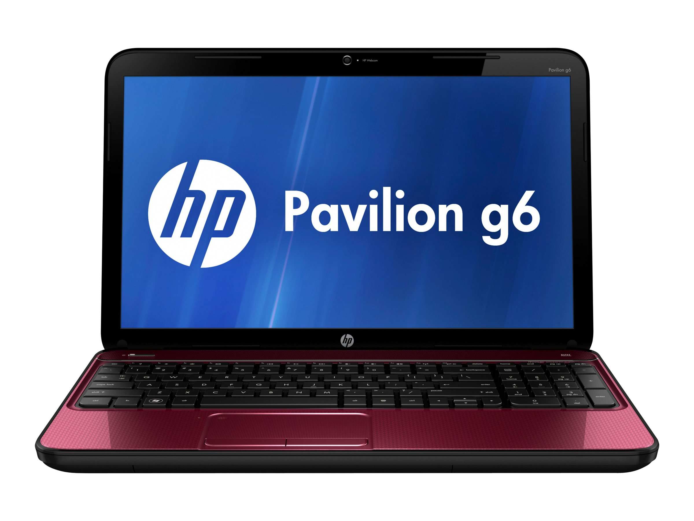 HP Pavilion G6-2211nr : 2.5GHz A4-Series 15.6in display