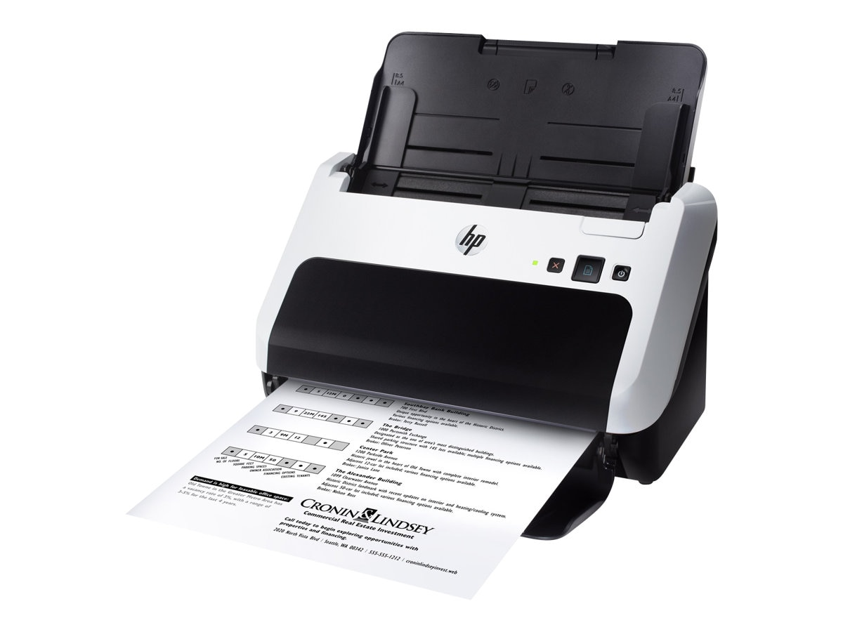 HP ScanJet Pro 3000 S2 Scanner $449 - $70 instant rebate = $379 expires 2 29 16, L2737A#BGJ, 15625821, Scanners