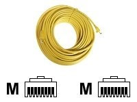 Rosewill Cat6 Network Cable, Yellow, 100ft, RCW-707, 15899047, Cables