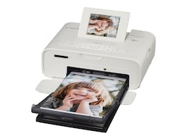 Canon SELPHY CP1200 Compact Photo Printer - White, 0600C001, 31446507, Printers - Photo