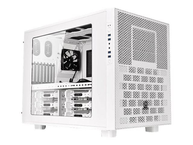 Thermaltake Chassis, Core X9 6x3.5 Bays 3x5.25 Bays 8xSlots, Snow Edition