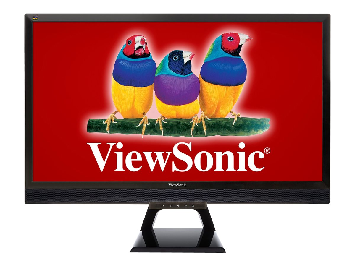ViewSonic 28 VX2858SML Full HD LED-LCD Display, Black, VX2858SML, 17524476, Monitors - LED-LCD