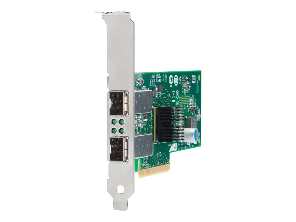 Allied Telesis 10G X2, PCIE X8, AT-ANC10S/2-901, 18316951, Network Adapters & NICs