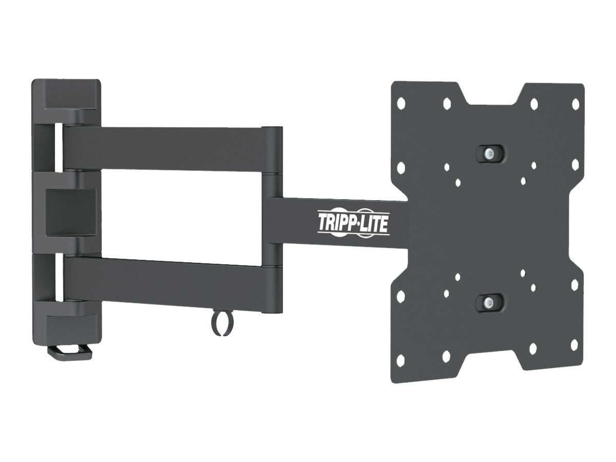 Tripp Lite Full-Motion Wall Mount with Arms for 17 to 42 Flat-Screen Displays, TVs, LCDs, Monitors