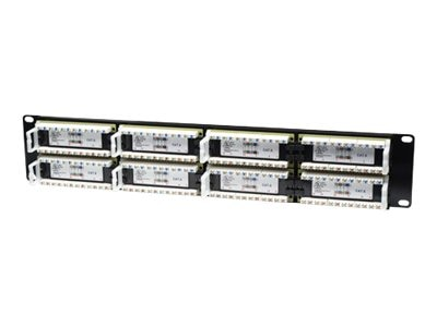 Intellinet Network Solutions Cat6 Patch Panel, 560283, 16187412, Patch Panels