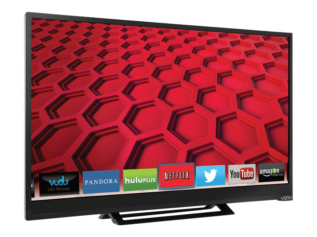Vizio 27.5 E28H-C1 Full HD LED-LCD TV, Black, E28H-C1, 18484461, Televisions - LED-LCD Consumer